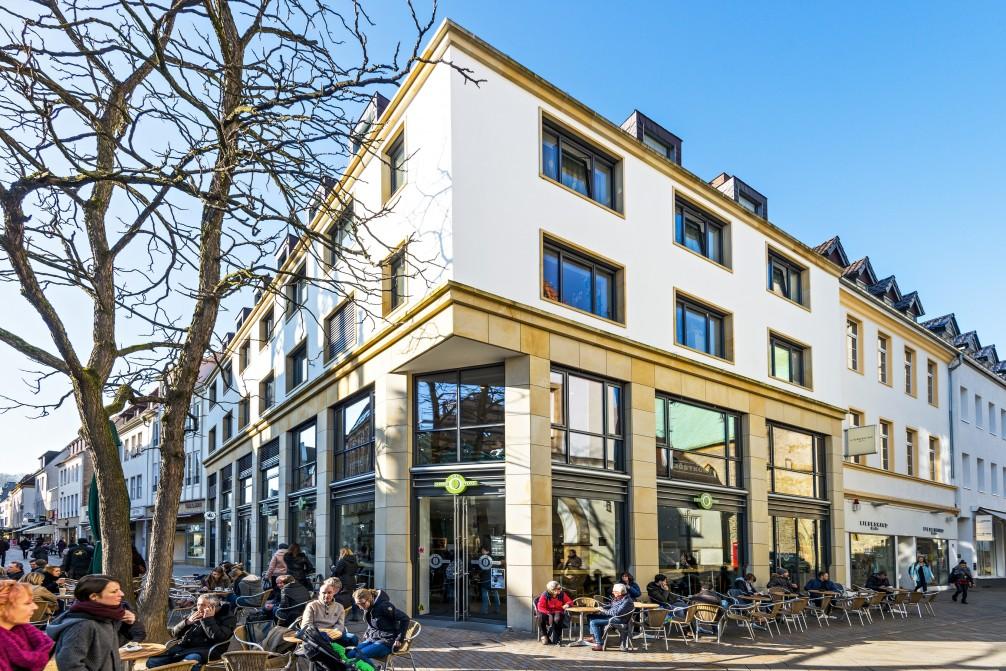 umbau eines wohn-und geschäftshauses - kenterplan, Hause ideen